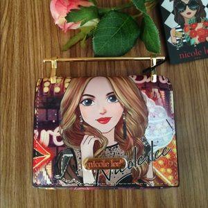Tri-fold mini wallet with RFID Blocking